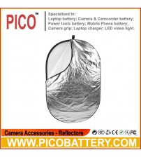5in1 40x60 Collapsible Multi Lighting Reflector Set Photo Studio Photography BY PICO