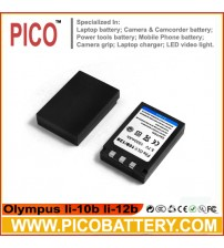 Olympus LI-10B Li-Ion Rechargeable Battery for Olympus Digital Cameras BY PICO