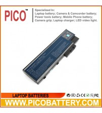 8-Cell Battery for Acer Aspire 1410, 3000, 5000, TravelMate 2300, 4060, 4010, 4000, and Other Series Notebooks BY PICO