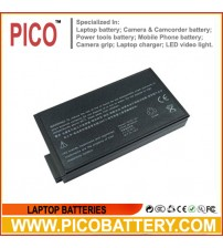HP Compaq Presario 1700 17XL 1701S 17XL2 EVO N160 Li-Ion Rechargeable Laptop Battery BY PICO