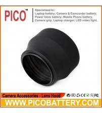 3-Stage Collapsible Rubber Lens Hood 49mm BY PICO