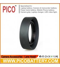 3-stage Collapsible Rubber Lens Hood 49mm for Nikon Canon Sony Olympus Lens New BY PICO
