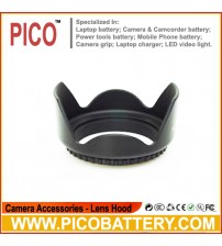 52mm 55mm 58mm Camera Lens Hood Flower Petal Lens Hood For Nikon Canon Sony Olympus Panasonic BY PICO