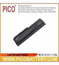 9-Cell PA3536U-1BAS PA3537U-1BRS Li-Ion Rechargeable Battery for Toshiba Satellite L350 L355 L355D P305 P305D L350 P200 P200D P205D P205 P300 X200 X205 Series Notebooks BY PICO