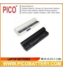 6-Cell Asus Eee PC 900 702 701 700 801 and ASUS Eee PC 2g / 4g / 4g-x / 8g Surf Li-Ion Replacement Battery BY PICO