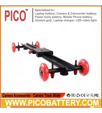 Aluminum Alloy Camera Rail Track Slider Video Camera Dolly Slider BY PICO