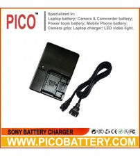 Sony BC-CSD Replacement Travel Charger for NP-BD1 NP-FD1 NP-FE1 NP-FR1 NP-FT1 Digital Camera Batteries BY PICO