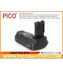 CANON BG-E14 Battery Grip for Canon EOS 70D Cameras BY PICO