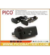 Canon BG-E3 Equivalent Battery Grip for EOS Digital Rebel XT XTi EOS 350D 400D Digital SLR Cameras BY PICO