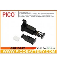 Canon BG-E5 Equivalent Battery Grip for EOS Rebel XSi XS T1i 450D 500D 1000D Kiss F X2 X3 Digital SLR Cameras BY PICO