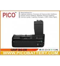 Canon BG-E9 Equivalent Battery Grip for EOS 60D and 60Da Digital SLR Cameras BY PICO