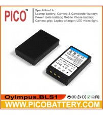 Olympus PS-BLS1 BLS-1 Battery for Olympus Evolt E-400, E-410, E-420, E-450 E-620, PEN E-P1, E-P2, E-P3, E-PL1, E-PL3 Camera BY PICO
