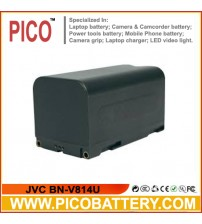 JVC BN-V814U Li-Ion Rechargeable Camcorder Battery BY PICO
