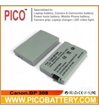 Canon BP-308 BP-310 Li-Ion Rechargeable Camcorder Battery BY PICO