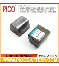 Canon BP-422 Li-Ion Rechargeable Camcorder Battery BY PICO