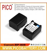 Canon BP-808 Li-Ion Rechargeable Digital Camera Battery BY PICO