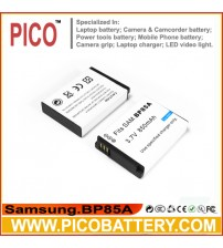 SAMSUNG EA-BP85A BP85A Li-Ion Rechargeable Battery for Samsung ST200F, PL210, WB210, and SH100 Cameras BY PICO
