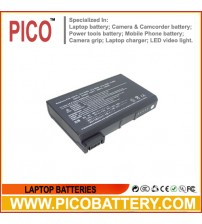 8-Cell Li-Ion Battery for Dell Latitude C CP CPI CPX Inspiron 2500 4000 8000 seires Laptops BY PICO