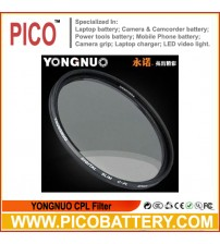 YONGNUO Slim CPL Filter