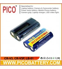 CR-V3, CR-V3P, LB-01 Li-Ion Rechargeable Digital Camera Battery