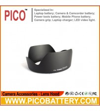 camera lens hood for Canon EW-78D BY PICO