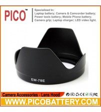 Camera lens hood EW-78E for Canon BY PICO