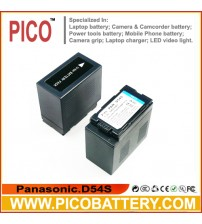 PANASONIC CGA-D54 CGR-D54A/1B  Li-Ion Rechargeable Battery NEW JAPANESE CELL  8800 MAH BY PICO