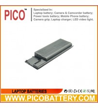6-Cell Li-Ion Battery for Dell Latitude D620 D630 D631 Precision M2300 Series Laptops BY PICO