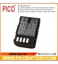 DMW-BLF19 Li-Ion Rechargeable Battery for Panasonic Lumix GH3 and GH4 Cameras BY PICO