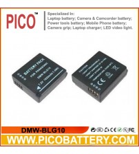 DMW-BLG10 Li-Ion Rechargeable Battery for Panasonic Lumix GF6 and GX7 Cameras BY PICO