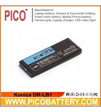 Konica DR-LB1 Li-Ion Rechargeable Digital Camera Battery BY PICO