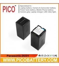 Panasonic CGA-DU12A/DU21/1B CGA-DU14A/1B VW-VBD140 Li-Ion Rechargeable Camcorder Battery BY PICO
