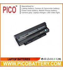 9-Cell Li-Ion Battery for Dell Inspiron 13R 14R 15R 17R Vostro 1440 1450 1540 1550 3450 3550 3555 3750 Series Laptops BY PICO