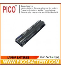 6-Cell Li-Ion Battery for Dell XPS 14, 15, 17, L702X, L701X, L502X, L501X, L401X Series Laptop BY PICO