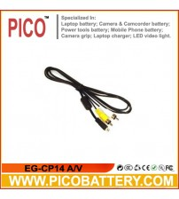 EG-CP14 A/V Cable for Nikon Digital Cameras BY PICO