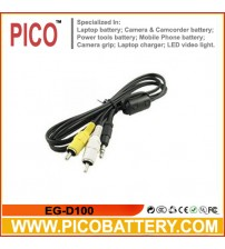 EG-D100 Replacement Video Cable for Nikon Digital Cameras BY PICO