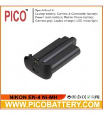 NIKON EN-4 Ni-MH Battery for Nikon D1, D1H, and D1X Cameras BY PICO