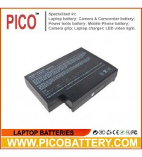 High Capacity HP Compaq F4809A F4812A Li-Ion Rechargeable Laptop Battery BY PICO
