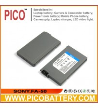 Sony NP-FA50 InfoLithium A Series Li-Ion Rechargeable Camcorder Battery BY PICO