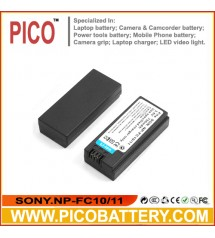 Sony NP-FC10 NP-FC11 InfoLithium C Series Li-Ion Rechargeable Digital Camera Battery BY PICO
