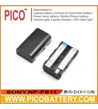 Sony NP-FS12 NP-FS11 NP-FS10 NP-F10 InfoLithium S Series Li-Ion Rechargeable Digital Camera / Camcorder Battery BY PICO