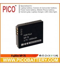 Fujifilm NP-70 Li-Ion Rechargeable Digital Camera Battery BY PICO