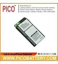 New Li-Ion Rechargeable Battery for HTC Wayllaby / Space Needle / Pocket PC Phone / 9500 PDAs and Smartphones BY PICO