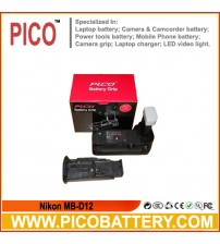 Nikon MB-D12 Equivalent Battery Grip for D800 and D810 SLR Cameras BY PICO