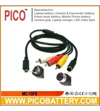 MC-15FS Video Data Cable for Sony Cameras and Camcorders BY PICO