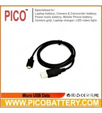Micro USB Data and Charging Cable for Select Sony Digital Cameras BY PICO