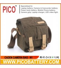 Binsing Canvas Camera Shoulder Bag