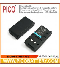 SONY NP-68 NP-66H NP-67 Ni-MH Battery for Sony Camcorders BY PICO