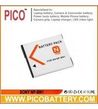 SONY NP-BN1 Battery for Sony Cyber-shot Cameras BY PICO