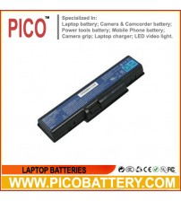 6-Cell Li-Ion Rechargeable Battery for Gateway NV52 NV53 NV54 NV56 NV58 NV59 Series Laptops BY PICO